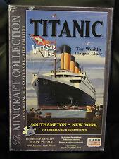 1000 Pc Collectible Titanic Jigsaw Puzzle ~ NIP ~ Includes Puzzle Preserver