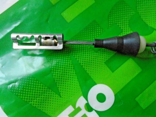 Vauxhall Vectra Arrière L//H or R//h le câble de frein à main VJB1227 Free p/&p au Royaume-Uni