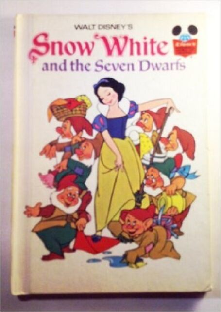 Snow White and the Seven Dwarfs [Hardcover)