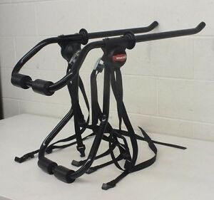 Yakima Basic Trunk Mount Bike Rack NO CRADLES/TIE DOWNS Satisfaction Guaranteed