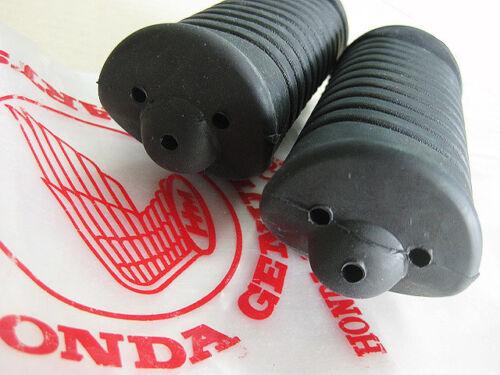 FRONT  FOOT PEG SET HONDA S65 S90 CL90 CB100 CB125 CL100 CL125 NOS as306