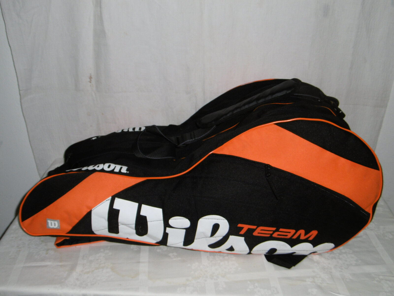WILSON TEAM 12er TOP TENNISTASCHE RACKETBAG f8a565 mathews