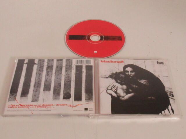 Blackmail  – Foe/ WEA Records – 5050466-6922-2-1 CD ALBUM