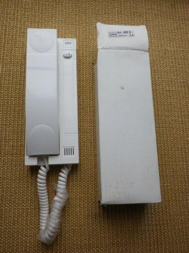 SKS 925 S intercom Haustelefon Sprechanlage Klingelanlage Gegensprechanlage NOS