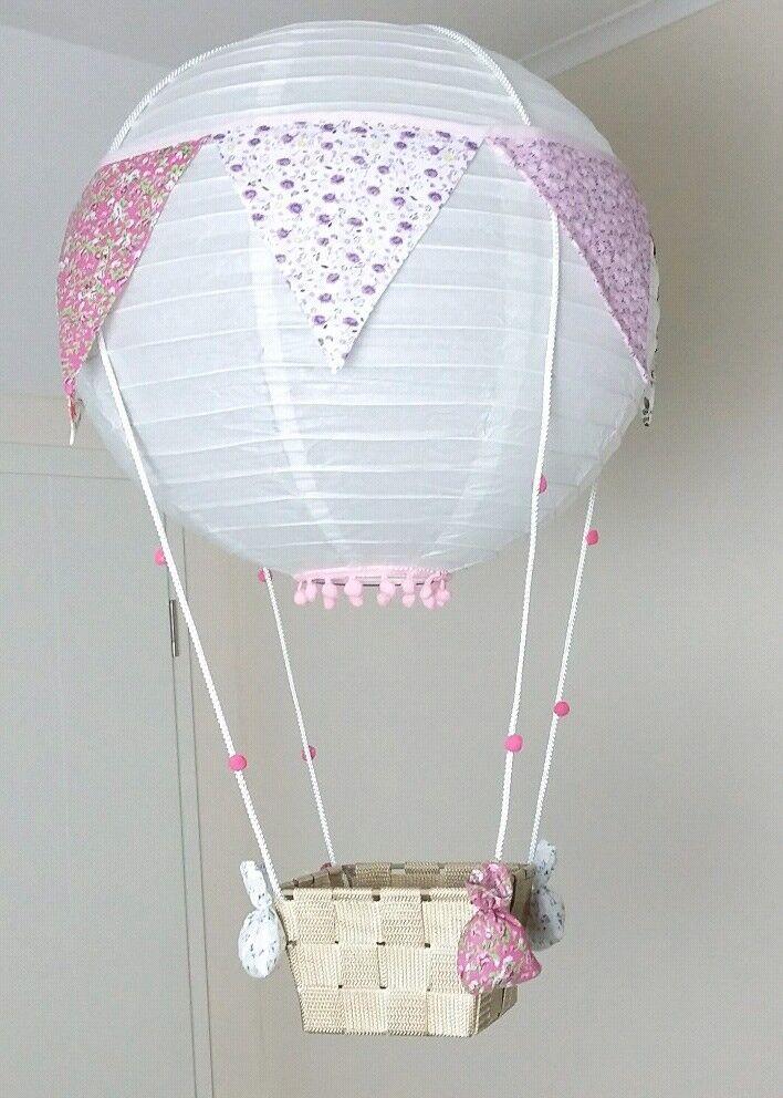 Ballon Lampe Deko Geschenk   Kinderzimmer Geburt Hochzeit Rosa 40 cm   Clearance Sale    Spielzeugwelt, glücklich und grenzenlos