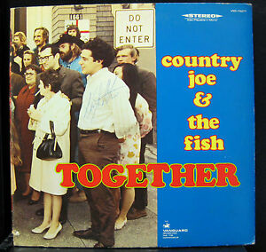 Country-Joe-And-The-Fish-Together-LP-Mint-VSD-79277-Stereo-1968-Vinyl-USA