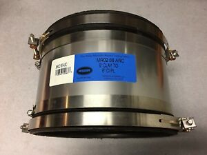Details about NEW Flex Seal Adjustable Repair Coupling MR02 66 ARC 6
