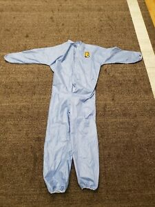 KLEENGUARD A-20 PROTECTIVE COVERALL WITH ELASTIC Zipper 2XL Suit Cover Painter