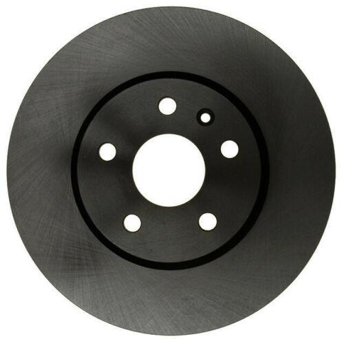 Disc Brake Rotor-Non-Coated Front ACDelco Advantage 18A2719A
