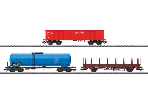 "Märklin 46190 beni Wagenset /""moderna trasporto merci/"" della DB AG Ep vi NUOVO OVP"