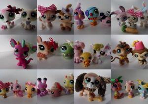 littlest pet shop Lps chien serpent tatou lapin dragon etc... LOT AU CHOIX -H