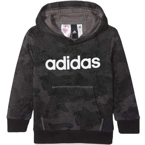 Adidas Performance Ragazzi Essentials Lineare Manica Lunga Pullover Felpa Top