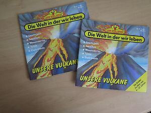 20 Hefte Unsere Vulkane -Die Welt in der wir leben - <span itemprop=availableAtOrFrom>colbitz, Deutschland</span> - 20 Hefte Unsere Vulkane -Die Welt in der wir leben - colbitz, Deutschland