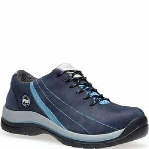 Timberland 6w Wmn Riveter Shoe Steeltoe Oxford 88119 Sz Nubuck Navy New Athletic AdR6PxqwA