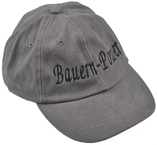 69742 Baumwoll Cap Baseball Caps Kappe Hut Mütze Rinder Kühe ♥ Bauern-Power ♥