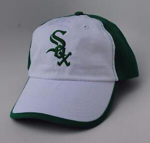 e6d06b645 CHICAGO WHITE SOX MLB Baseball Cap Hat One Size Strapback Chi-RISH ...