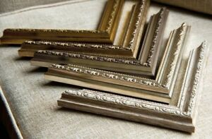 Ornate-Shabby-Chic-Picture-Photo-Poster-Frames-Fitted-with-Glass