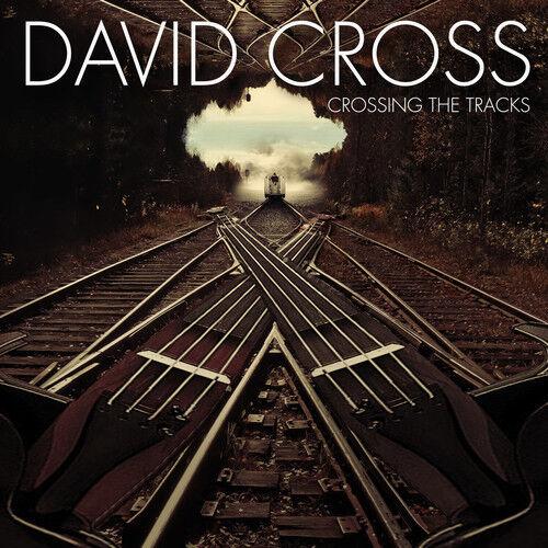 David Cross - Crossing The Tracks [New CD]