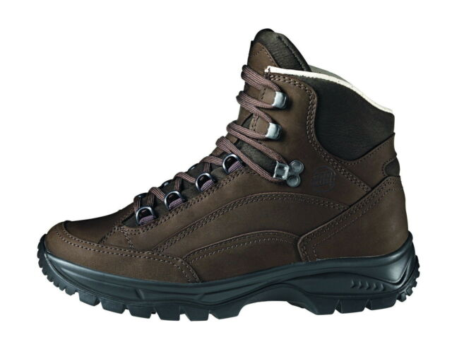 aee45850dbc Details about New Hanwag Mountain Shoes Alta Bunion Lady Size 7 (40,5) Earth