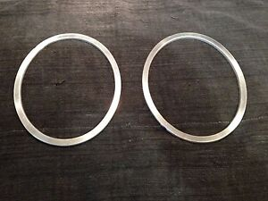 Dome Halos Dome Rings For Use With Brava Or Eve Breast
