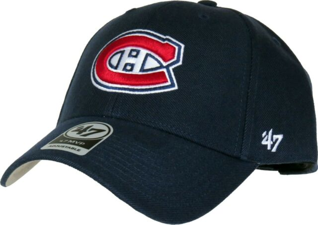 Montreal Canadiens 47 Brand Mvp Nhl Team Cap For Sale Online Ebay