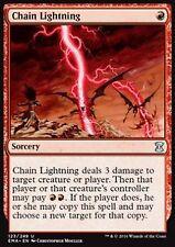 *MRM* ENG FOIL Chain Lightning  - Chain Lightning MTG Eternal Master