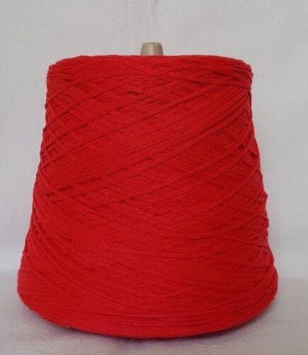 15 €//kg malla Garn acrílico kone 14340 Malla Garn Rosso nm 3