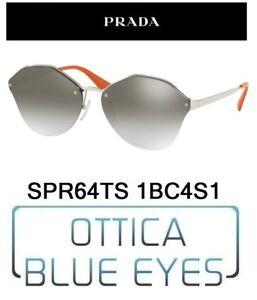 PRADA-WOMAN-SPR-0PR-64TS-1BC4S1-SUNGLASSES-DIVA-STYLE-LUXURY-NEW