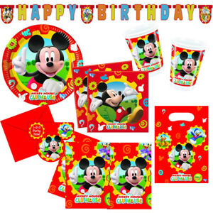 Disney Mickey Mouse Clubhouse Kindergeburtstag Auswahl