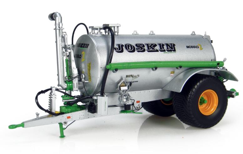 2869 Universal Hobbies 1 32 SCALA JOSKIN Modulo 2 11000 ME Vuoto Cisterna
