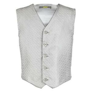 Demo-Boys-Occasion-Waistcoat-amp-pintuck-bow-tie-Pleated-Front-dress-shirt-11years