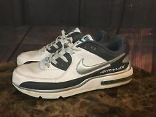 wholesale dealer 3c7f9 7a6e5 item 7 Nike Air Max Wright Shoes Mens 2011 Leather Running 317551-124 White  Gray Sz 11 -Nike Air Max Wright Shoes Mens 2011 Leather Running 317551-124  White ...