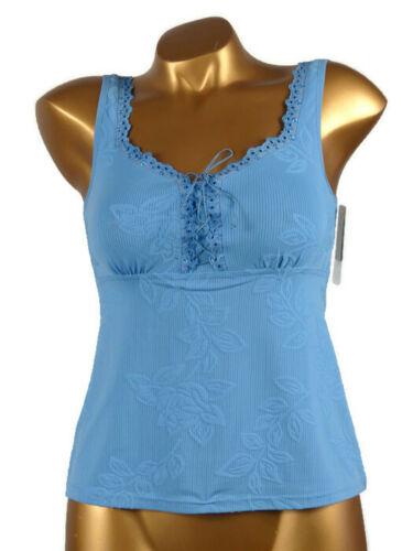Haut Caraco 5513 TAILLE XL ARIANNE Coloris : Bleu