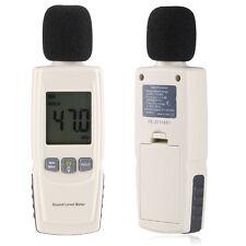 Digital Sound Pressure tester Level Meter 30-130dB Decibel USB Noise Measurement