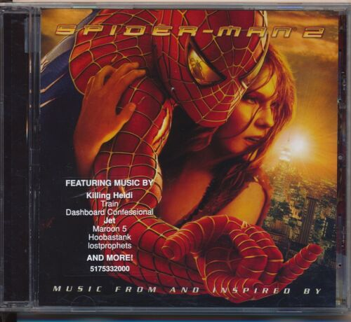 1 of 1 - Spider-Man 2: Music From and Inspired By - Soundtrack cd promo