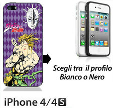 Le bizzarre avventure di JoJo Dio Brando COVER RIGIDA CUSTODIA IPHONE 4 E 4s
