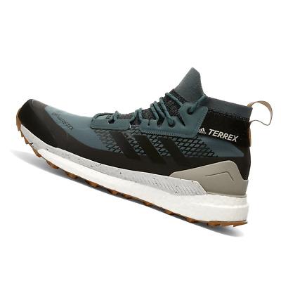 Adidas Terrex Hiker GTX Sneakers Grey, Black, Blue | HYPEBEAST