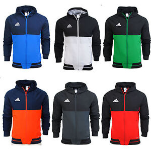 Adidas Tiro 17 Mens Training Jacket Track Top Jumper Gym Football Sweatshirt