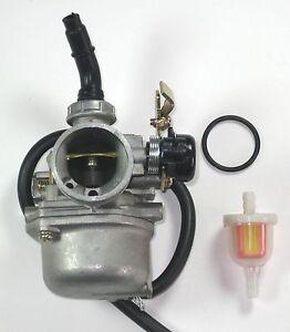 New Carburetor for Kawasaki KLX110 KLX 110 Carb Cable Choke 2002-2013