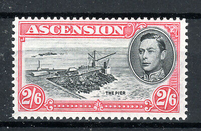 a29903 To Be Distributed All Over The World Constructive Ascension 2/6 Kgvi 1944 Sg45c P13 Mmint
