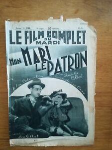 LE-FILM-COMPLET-N-1791-1936-MON-MARI-LE-PATRON-CLAUDETTE-COLBERT
