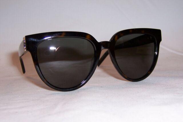 48402621bea Authentic Saint Laurent SL M28 004 Havana With Grey Slm28 Sunglasses ...