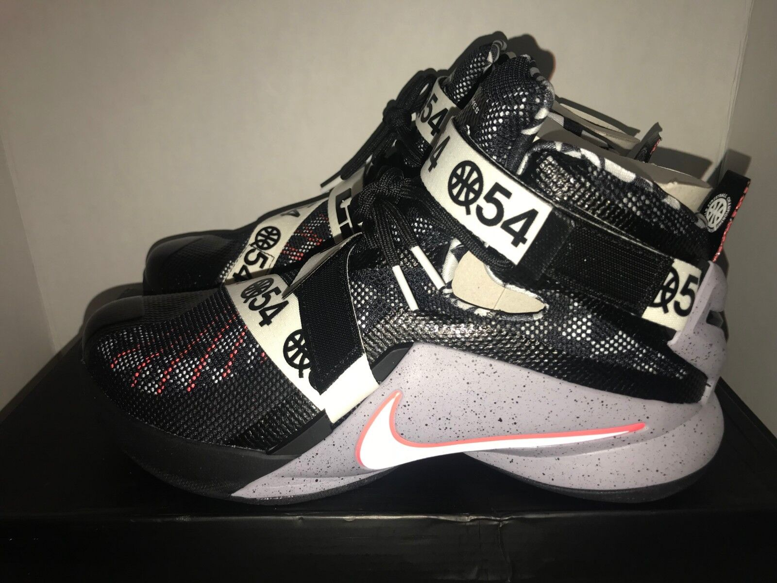 Nike LeBron Soldier 9 Lmtd QS