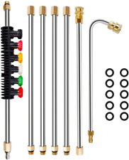 Twinkle Star Pressure Washer Extension Wand Set 85 Ft Replacement Lance