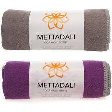 Yoga Hand Towel 24 x 15 Inch Microfiber Absorbent Soft Quick Dry Slip Resistant