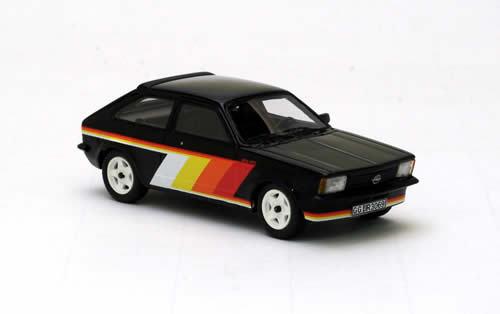 100% a estrenar con calidad original. NEO MODELS Opel Opel Opel Kadett C City Irmscher 1978 (negro 1 43 43069 1 43 1 43  alto descuento