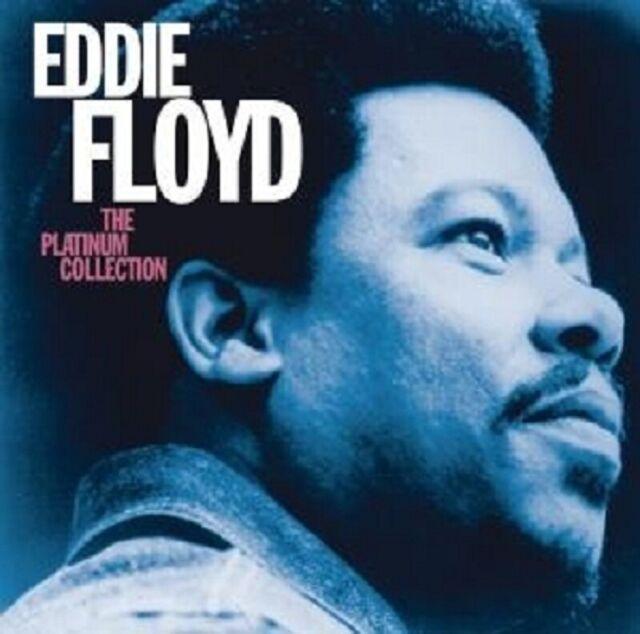 "EDDIE FLOYD ""PLATINUM COLLECTION"" CD NEW"