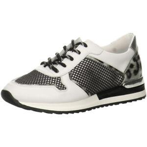 Remonte-Damen-Schuhe-Schnuerer-Schnuerschuh-Sneaker-weiss-schwarz-R2512-81