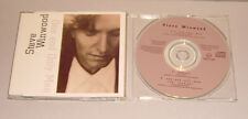 Maxi Single CD  Steve Winwood - One And Only Man  1990  3.Tracks