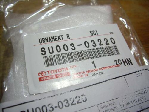 SCION FRS 2013 AND NEWER REAR SCION EMBLEM BRAND NEW OEM FACTORY PART SU00303220